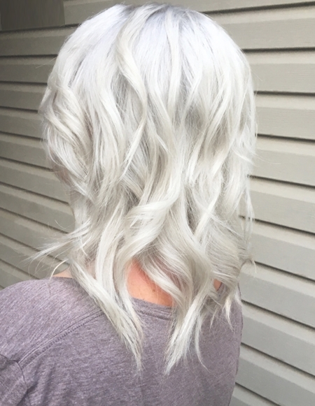 Platinum Blonde Hair Ideas – Best Image Of Blonde Hair 2018 Pertaining To Platinum Highlights Blonde Hairstyles (View 12 of 25)