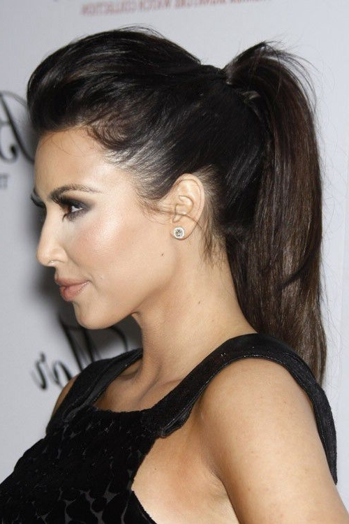 Pompadour Pony   ? A ? R C O L O R / ? ? Y L E ?   Pinterest Inside Pompadour Pony Hairstyles (View 2 of 25)