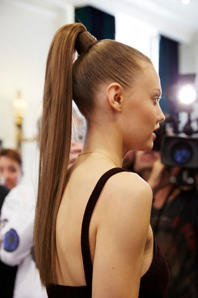 Ponytail Hairstyle Regarding High Sleek Ponytail Hairstyles (View 19 of 25)