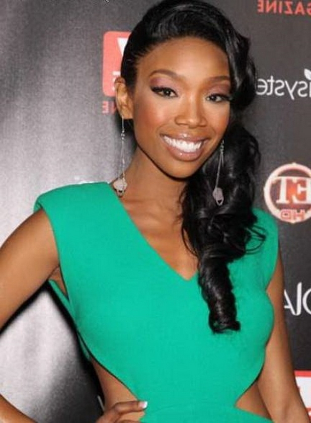 Ponytail Hairstyles For Black Women – Stylish Eve For On Top Ponytail Hairstyles For African American Women (View 21 of 25)