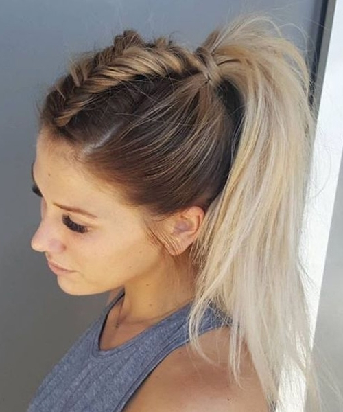 Ponytail Updo For Prom | Hair Color Ideas And Styles For 2018 In Brunette Prom Ponytail Hairstyles (View 24 of 25)