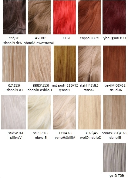 """Pretty Dolly Locks 20"""" Straight 250G Clip In Set – 18/22 Ash Blonde With Regard To Light Ash Locks Blonde Hairstyles (View 17 of 25)"""