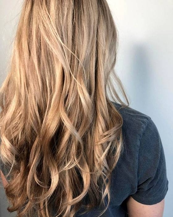 Pretty Highlights For Dirty Blonde Hair – Curlyhairstyles (View 25 of 25)