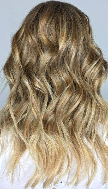 Pretty Highlights For Dirty Blonde Hair – Curlyhairstyles (View 17 of 25)