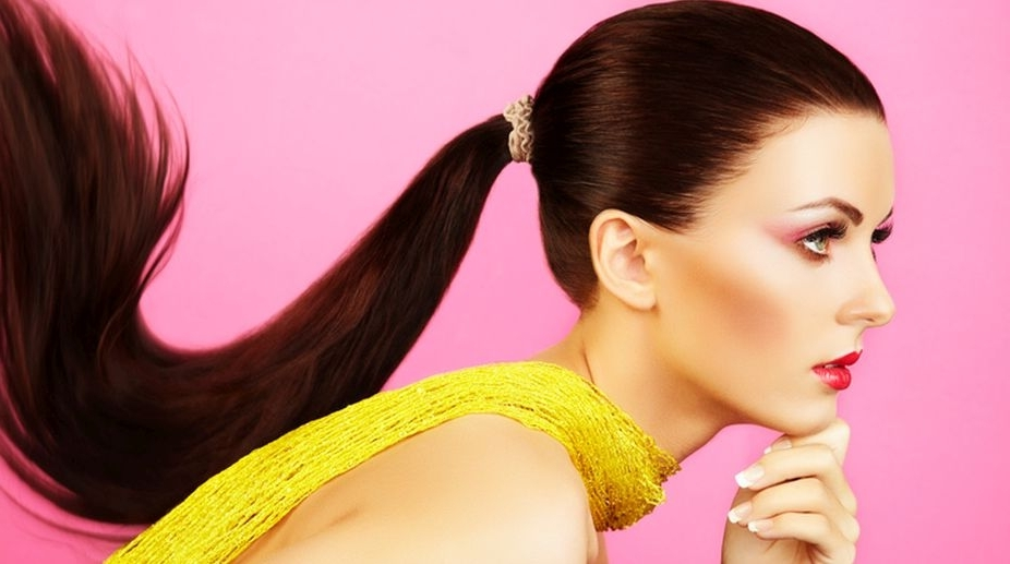 Pretty Ponytail: Five Glam Tips Every Girl Must Know – The Statesman Regarding Glam Ponytail Hairstyles (View 21 of 25)