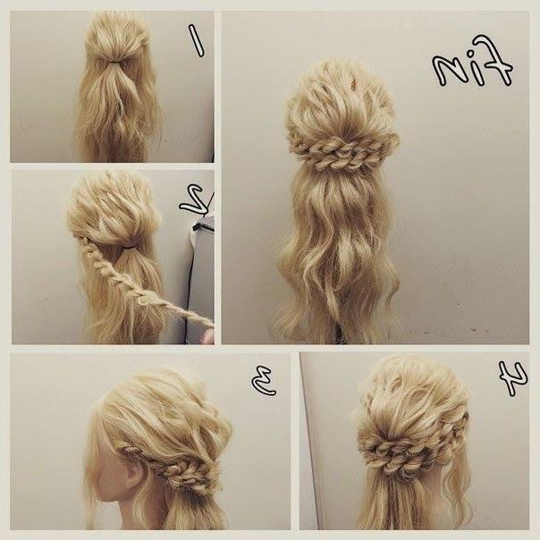 Princess Hairstyles For Weddings Stepstep ~ Calgary, Edmonton With Regard To Princess Tie Ponytail Hairstyles (View 5 of 25)