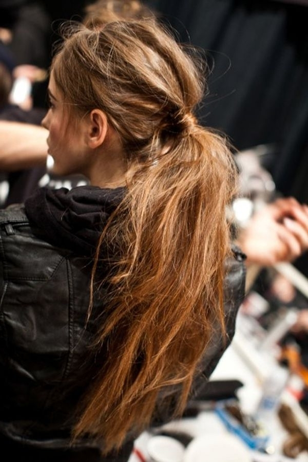 Pump Up Your Ponytail Here – Http://dropdeadgorgeousdaily/2014 Intended For Pumped Up Messy Ponytail Hairstyles (View 21 of 25)