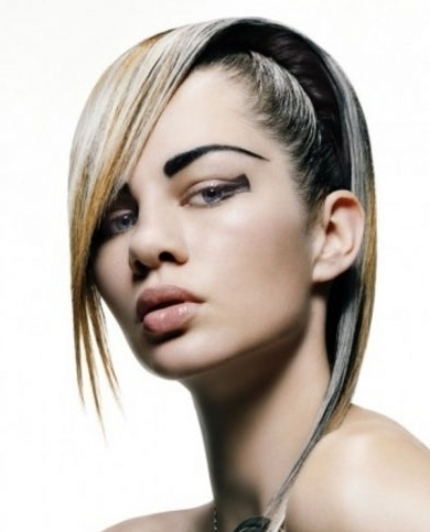 Punk Ponytail Hair Style 2014 | Punk Hairstyles 2014 For Punky Ponytail Hairstyles (View 5 of 25)