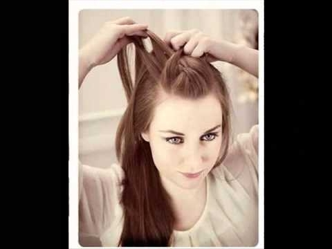 Punky Pony Hair Tutorial – Youtube With Regard To Punky Ponytail Hairstyles (View 23 of 25)