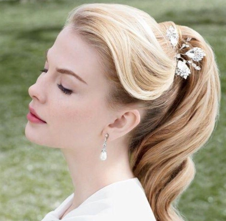 Retro Ponytail | Vintage Hairstyles | Pinterest | Ponytail, Retro Within Casual Retro Ponytail Hairstyles (View 23 of 25)