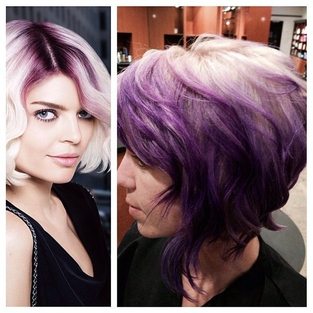 Reverse Ombre On Short Hair | Fashion Blog Within Most Up To Date Reverse Gray Ombre Pixie Hairstyles For Short Hair (View 24 of 25)
