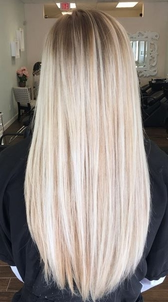Rubio Extra Claro | Haircut + Hairstyles In 2018 | Pinterest Regarding Buttery Blonde Hairstyles (View 21 of 25)