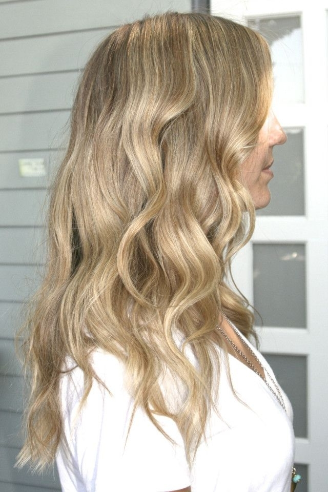 Sandy Blonde Hair Color (View 16 of 25)