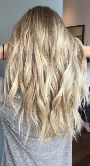 Sandy Blonde – Mane Interest With Sandy Blonde Hairstyles (View 21 of 25)