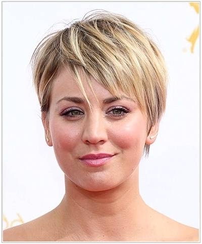 Sassy Short Hairstyles For Fine Hair – Amazinghairstyle (View 17 of 25)