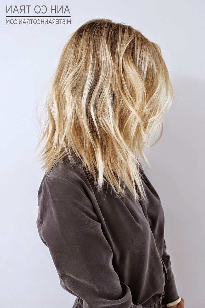 Shay: Hair Inspiration: The Lob | Hair | Pinterest | Lob, Hair Pertaining To Messy Blonde Lob Hairstyles (View 14 of 25)