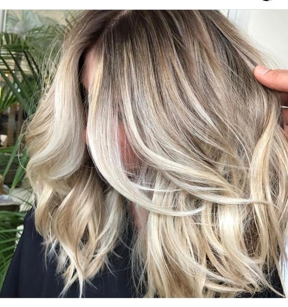 Short Blonde Hair Styles And Care – Short Hairstyles 2018 With Creamy Blonde Fade Hairstyles (View 21 of 25)