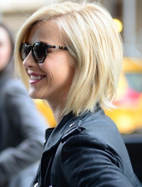 Short Bob Hairstyles – Style Samba Intended For Bright Long Bob Blonde Hairstyles (View 24 of 25)