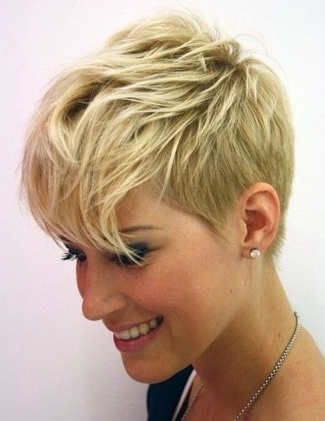 Short Female Hairstyles – Leymatson In Current Imperfect Pixie Hairstyles (View 9 of 25)
