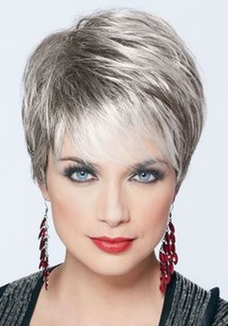 Short Gray Hairstyles For Women Over 60 | Grey Hair Styles Over 60 Pertaining To Best And Newest Gray Blonde Pixie Hairstyles (View 24 of 25)