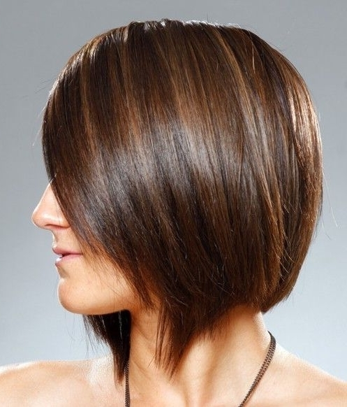 Short Hair Highlights With Caramel Color For Multi Tonal Golden Bob Blonde Hairstyles (View 22 of 25)