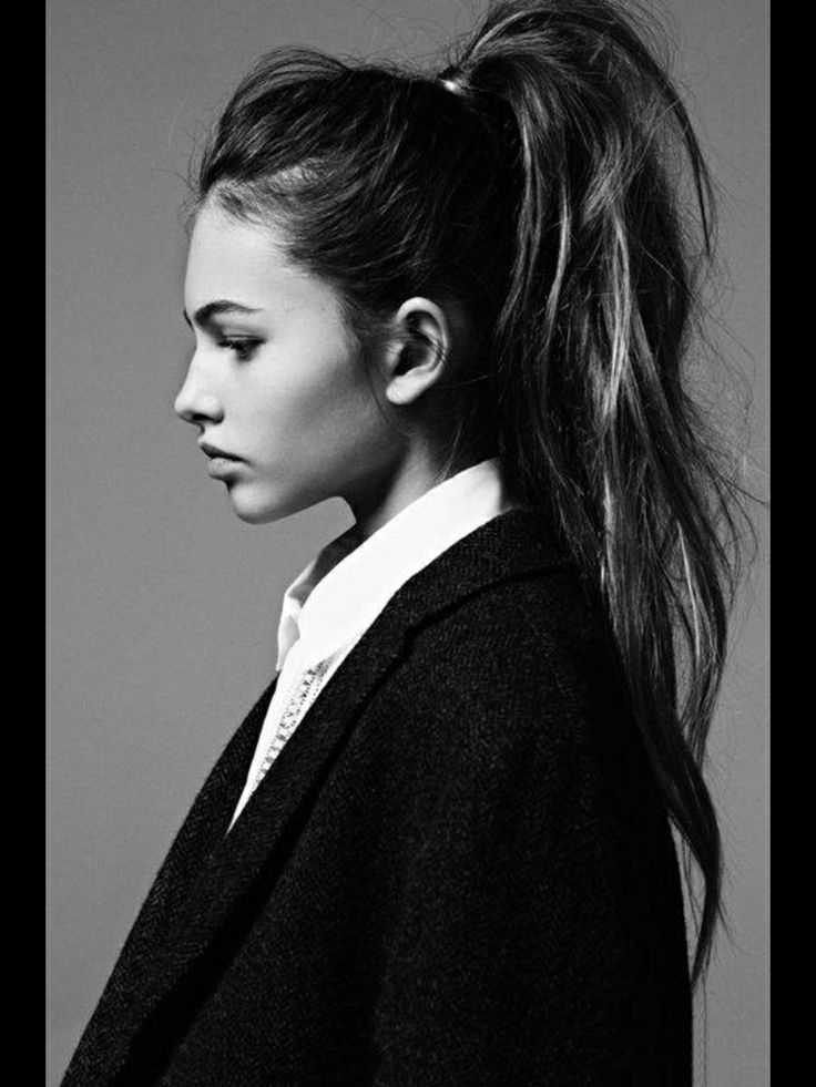 Simple Messy Ponytail Hairstyles   Hairstyles For Women 2019 Pertaining To Large And Loose Braid Hairstyles With A High Pony (View 23 of 25)