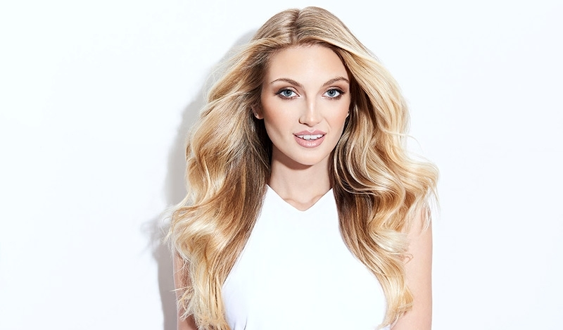 Sizzling Styles For Date Night Hair | Joico Throughout Bodacious Blonde Waves Blonde Hairstyles (View 7 of 25)