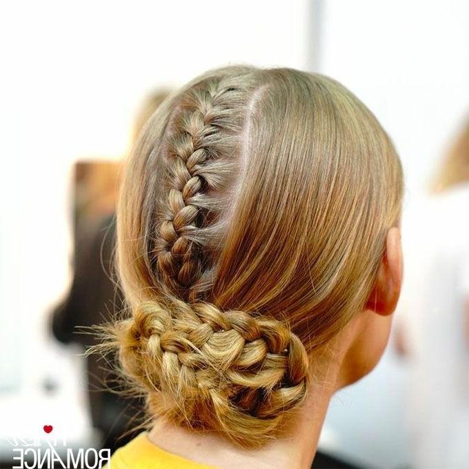 Sleek Hidden Braids – Another Fashion Week Style To Steal | Braids Pertaining To Hidden Braid Hairstyles (View 15 of 25)