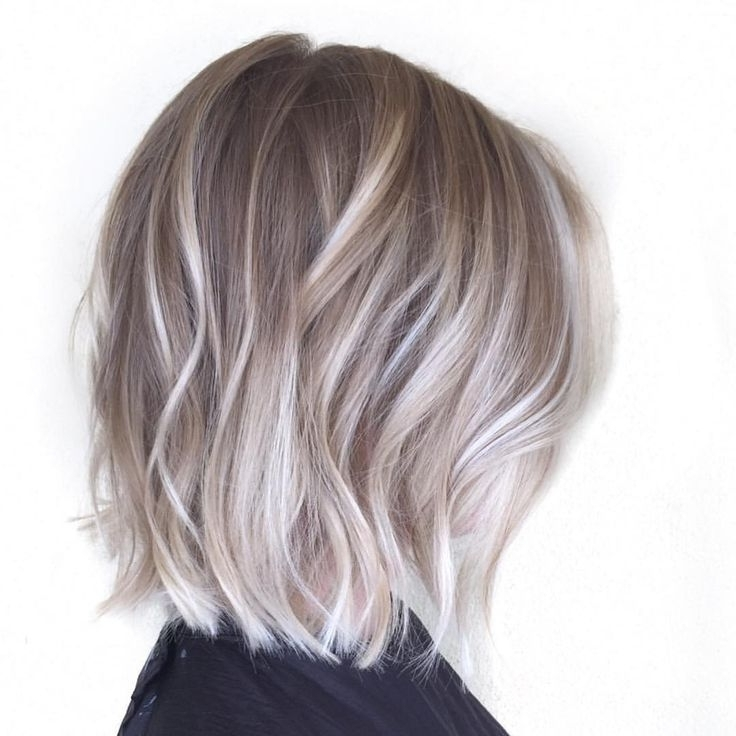 Soft Ashy Blonde Fade … | Everyday Hairstyles Messy | Pinte… In Fade To White Blonde Hairstyles (View 23 of 25)