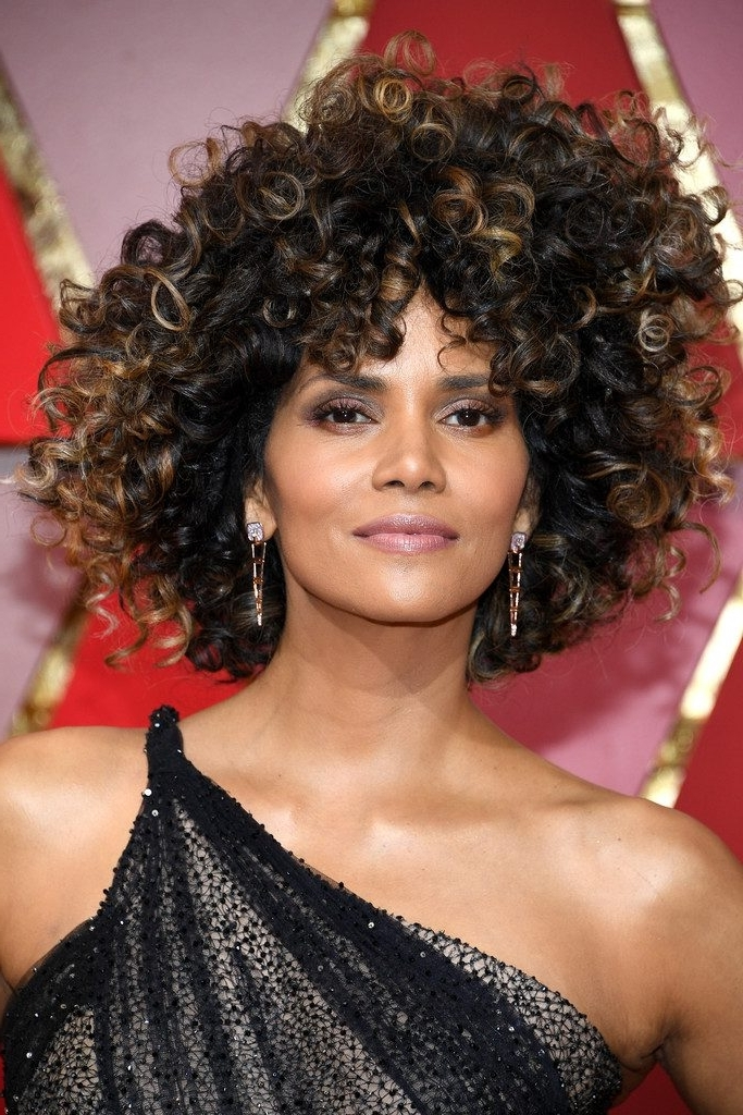 Spring Hair Goals From The Oscar's Red Carpet | With Regard To Red Carpet Worthy Hairstyles (View 25 of 25)