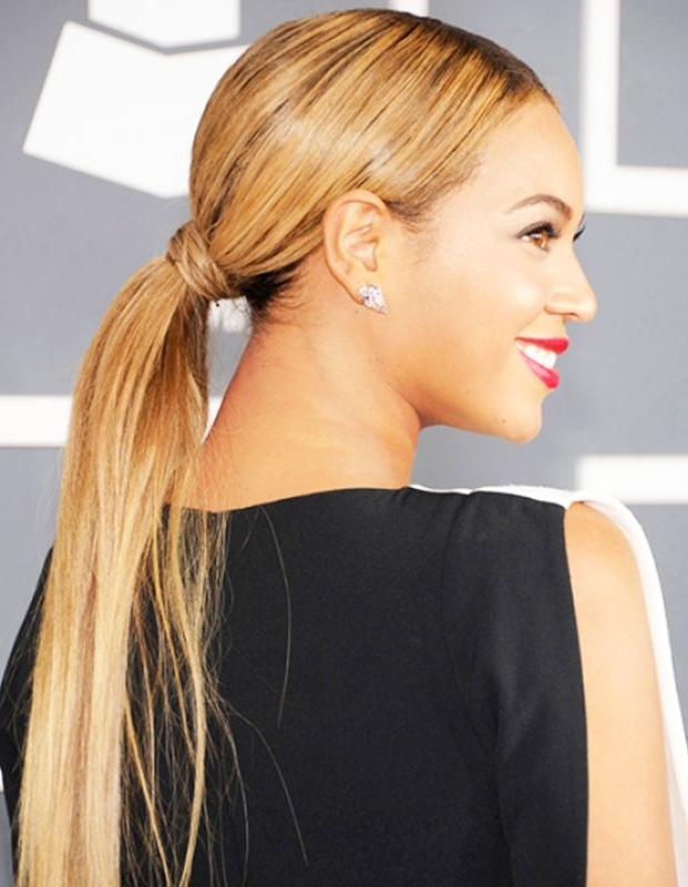 Student Hairstyles   Ponytail, Updos And Hairstylists Throughout Glam Ponytail Hairstyles (View 25 of 25)
