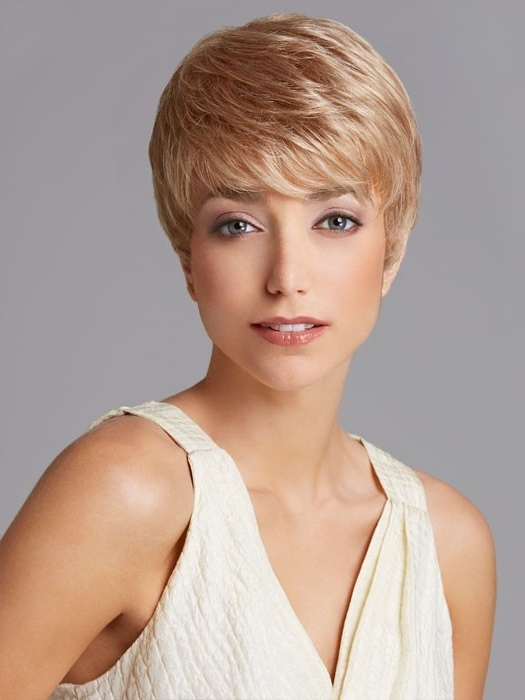 Stunning Short Hairstyles For Women With Thin Hair Contemporary As In Most Recent Contemporary Pixie Hairstyles (View 25 of 25)