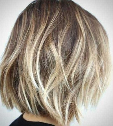 Subtle Blonde Balayage Hairstyles | Hairstyles For Women 2019 Throughout Most Popular Shaggy Pixie Hairstyles With Balayage Highlights (View 5 of 25)