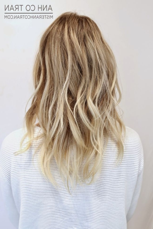 Subtle Blonde Ombre | Long Hair Don't Care! | Pinterest | Blonde With Regard To Subtle Blonde Ombre (View 24 of 25)