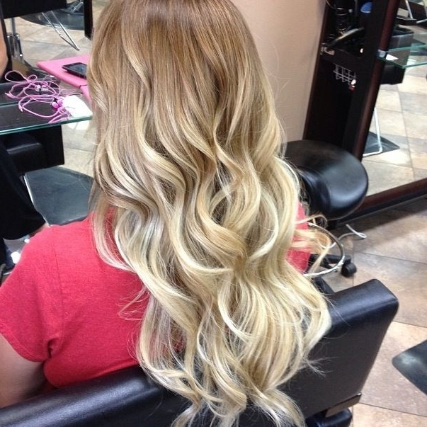 Subtle Blonde Ombre With Shadow – Google Search | Hair | Pinterest For Subtle Blonde Ombre (View 11 of 25)