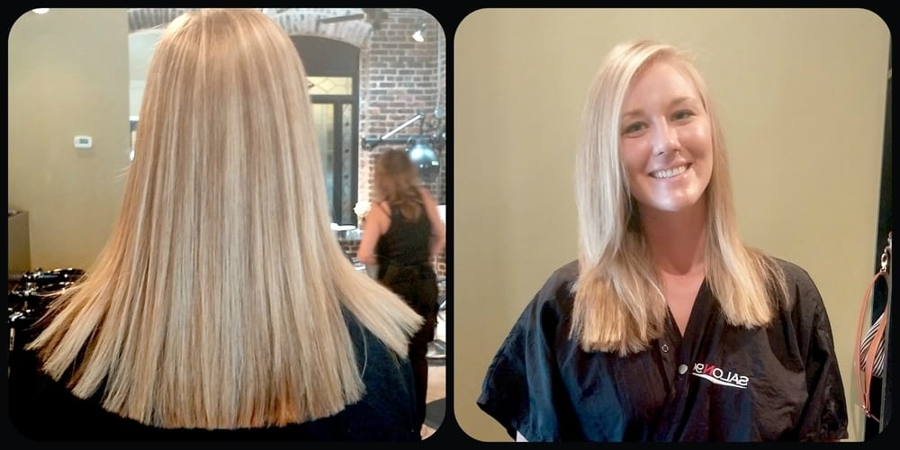 Sun Kissed Blonde Highlighted Locks! Reserve Your Appointment Today For Sunkissed Long Locks Blonde Hairstyles (View 18 of 25)