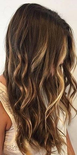 Sun Kissed Highlights On Dirty Blonde Hair – Amazinghairstyle (View 23 of 25)