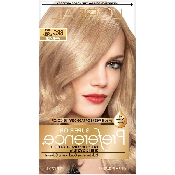 Superior Preference Warmer 8Rg Rose Gold Blonde Hair Color From Stop With Regard To Amber And Gold Blonde Hairstyles (View 24 of 25)