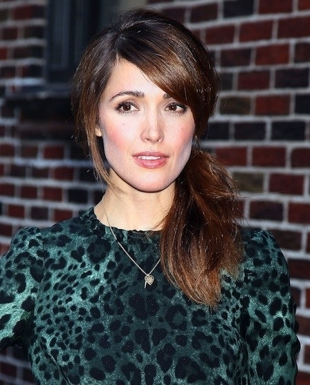 Swoon Alert: 3 Gorgeous Hairstyle Ideas For Gals With Long Bangs For Glamorous Pony Hairstyles With Side Bangs (View 22 of 25)