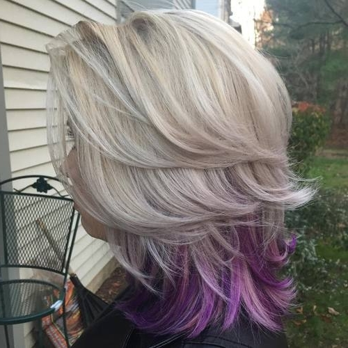 The Best Hair Style 2016: 2016 With Regard To Browned Blonde Peek A Boo Hairstyles (View 14 of 25)