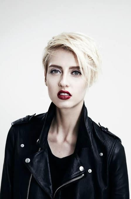 The Best Hairstyles For Women With Thin Hair – The Trend Spotter Within Newest Short Choppy Side Parted Pixie Hairstyles (View 16 of 25)