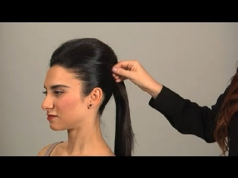 The Best Way To Get The Perfect Mohawk With Long Hair : Long Hair Pertaining To Mohawk Braid Into Pony Hairstyles (View 25 of 25)
