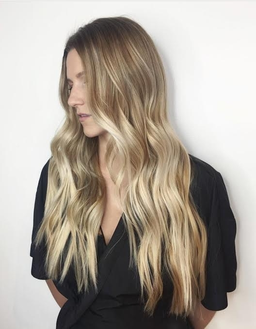 The Difference Between Ombre And Balayage | Style Lounge Salon In Subtle Blonde Ombre (View 13 of 25)