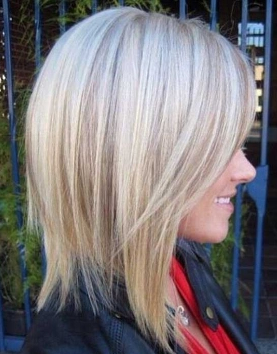 Thin Platinum Blonde Highlights | Hairstyles Ideas Throughout Thin Platinum Highlights Blonde Hairstyles (View 10 of 25)