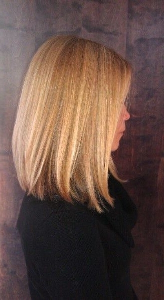 Time For A Quasi Change Perhaps – Blonde Balayage Hair Highlights Inside Long Bob Blonde Hairstyles With Babylights (View 20 of 25)