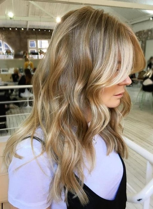 Top 13 Fabulous Wheat Blonde Hair Color Shades For This Winter With Regard To Wheat Blonde Hairstyles (View 2 of 25)