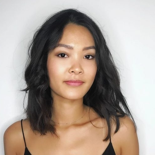 Top 22 Choppy Hairstyles You'll See In 2018 With 2018 Imperfect Pixie Hairstyles (View 24 of 25)