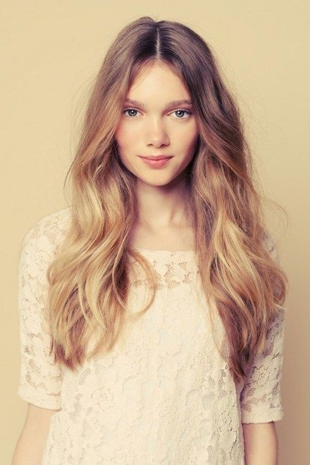 Top 30 Dirty Blonde Hair Ideas Throughout Dishwater Waves Blonde Hairstyles (View 15 of 25)
