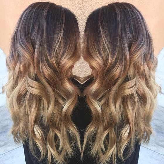 Top 30 Golden Brown Hair Color Ideas Regarding Medium Honey Hued Blonde Hairstyles (View 24 of 25)