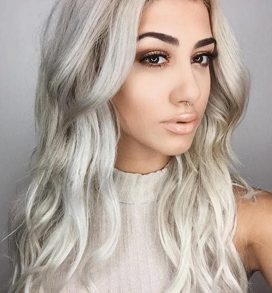 Top 40 Blonde Hair Color Ideas Throughout Pale Blonde Balayage Hairstyles (View 10 of 25)